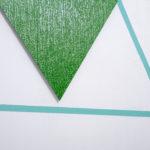 Unsquared, Olga Rozanova\'s triangles, 2020